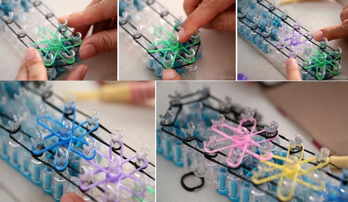 Как сделать станок для браслетов из резинок видео - HubertHaas