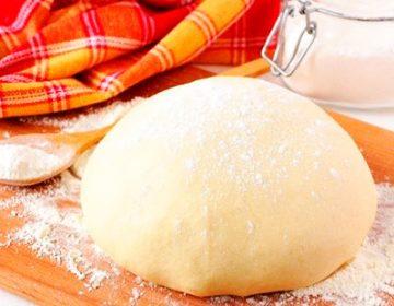 рецепт мягкого тіста на пельмені