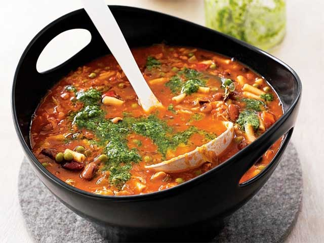 sup-minestrone